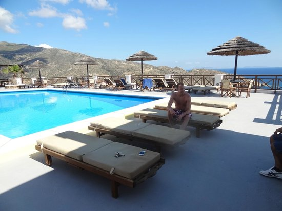 Hotel Katerina: By the Pool