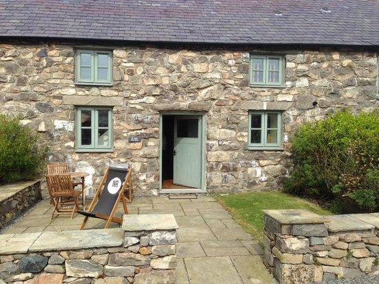 Natural Retreats Llyn Peninsula : Hay Barn
