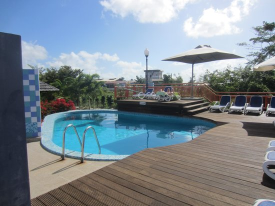 Zwembad Eco Resort Inn