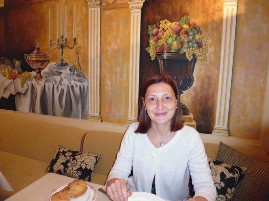 Xalet la Coromina : Muy buen y bonito restaurante