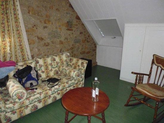 Xalet la Coromina : Detalle de suite