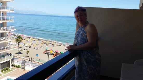 La Barracuda Hotel : lo mejor del hotel...las vistas