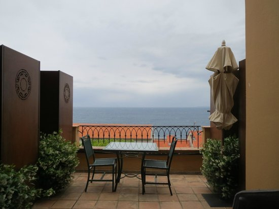 Hotel La Perouse: Great sea view