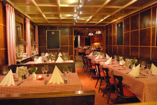 Hock's Restaurant: Gastraum 1