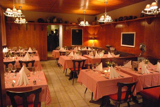 Speisegaststätte Hock / Hock's Restaurant: Gastraum 2