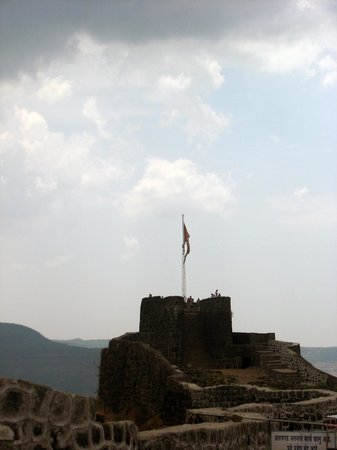 Mahabaleshwar Hill Station: View from Pratapgadh Fort