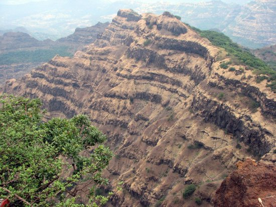 Mahabaleshwar Hill Station: View from Arthur's Seat