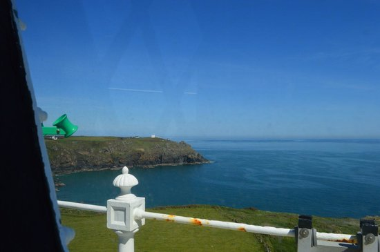 Lizard Lighthouse Heritage Center: Endless view