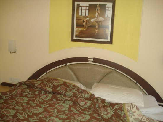 Blue Country Resort : Cosy Bed