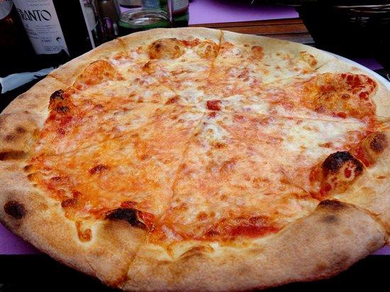 Muro San Stae: Pizza Margherita