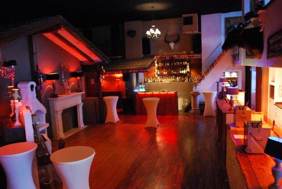 Speisegaststätte Hock / Hock's Restaurant: Partylocation