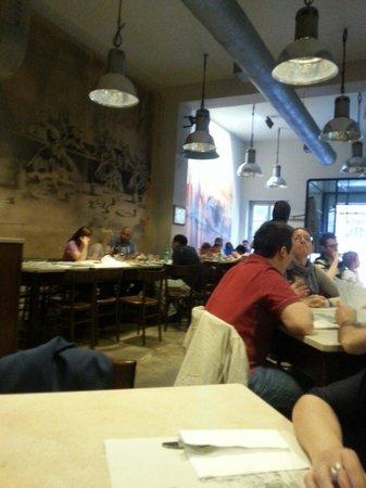 Fabbrica Pizzeria con Cucina : Ottima