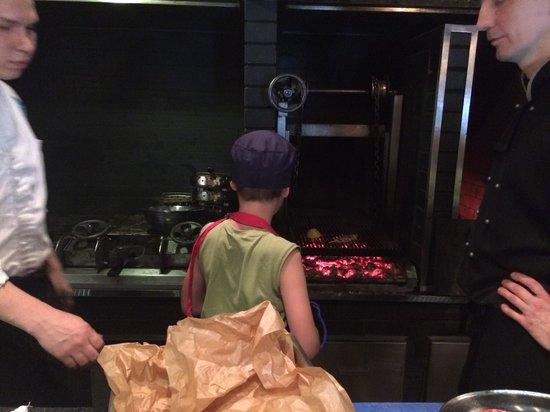Taliesin: Юный шеф повар