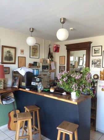 Auberge de Chassignolles: Le bar