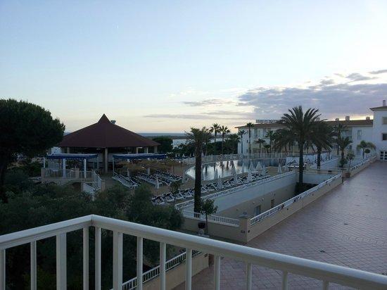 Garden Playanatural Hotel & Spa: Desde el balcón de la habitación