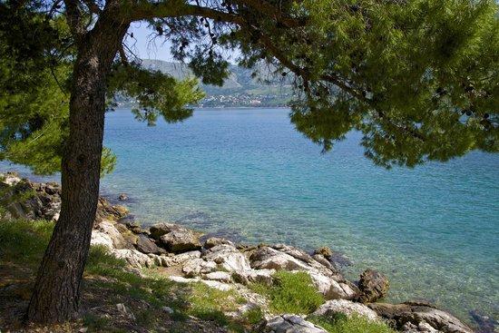 Hotel Cavtat : Tranquil setting