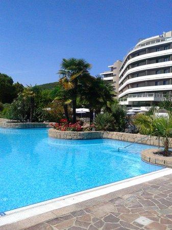 Radisson Blu Resort, Terme di Galzignano : piscina