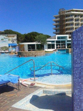 Radisson Blu Resort, Terme di Galzignano - Hotel Majestic : piscina