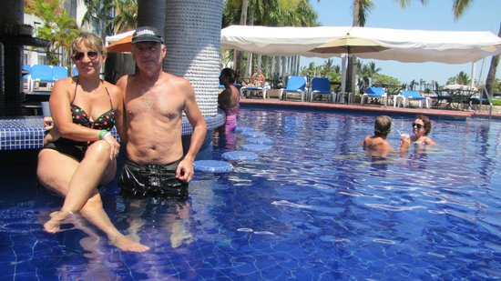 El Cid El Moro Beach Hotel: Piscina hotel Marinas