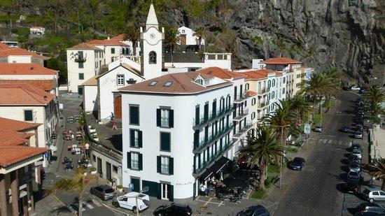 Hotel da Vila: Overzicht van de locatie
