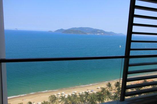Novotel Nha Trang : view from balcony