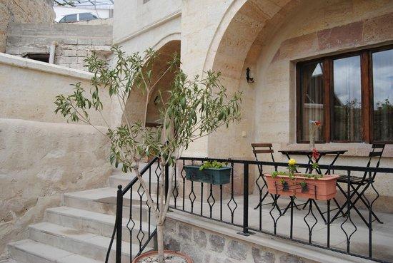 Karadut Cave Hotel: Lobby