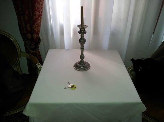 Aquavenice : Il tavolo