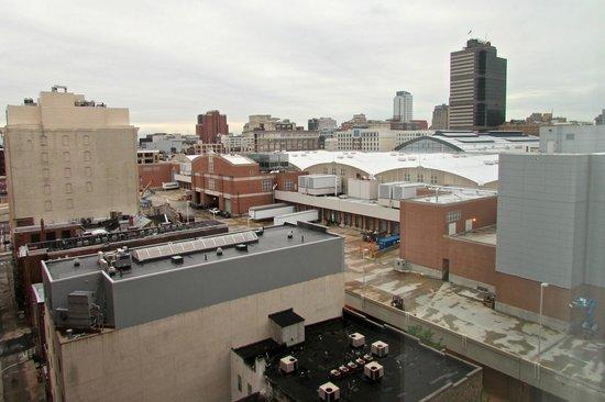 Hampton Inn Philadelphia Center City - Convention Center: View from 11th floor room
