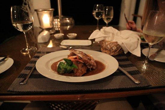 Ceylon Tea Trails : Dinner