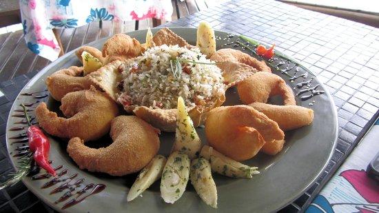 Allmirante Bar & Restaurante: delicia!