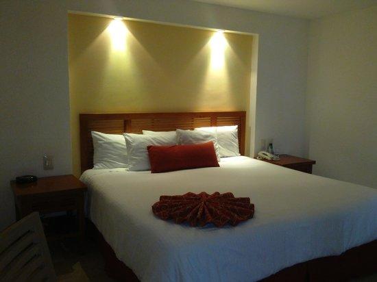 Buenaventura Grand Hotel & Great Moments All Inclusive: Habitacion