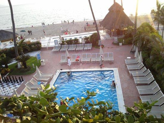 Buenaventura Grand Hotel & Great Moments All Inclusive: Alberca adultos