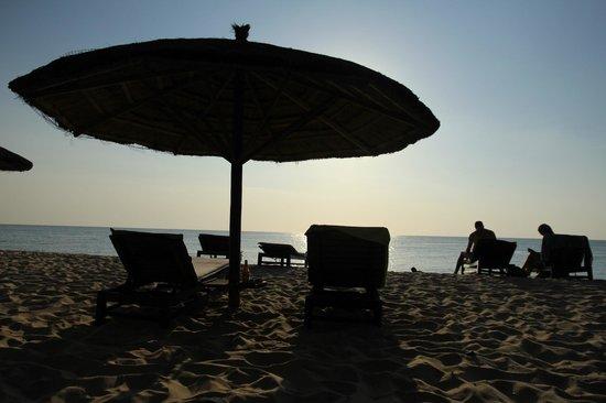 Arcadia Phu Quoc Resort : Beach view
