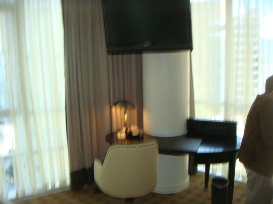 Loden Hotel : Corner Suite