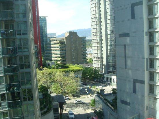 Loden Hotel : Corner Suite - view