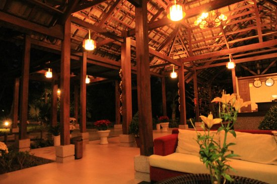 Arcadia Phu Quoc Resort: Resort reception
