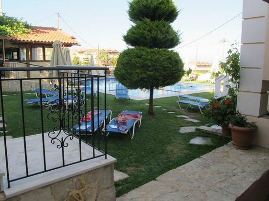 Kokalas Resort Georgioupoli: Pool area