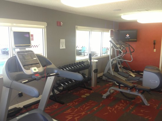 Residence Inn Denver North/Westminster: Gym