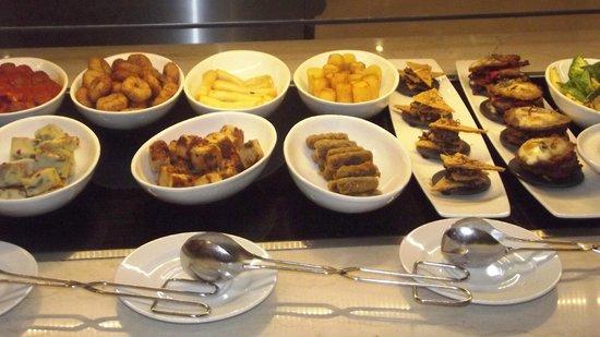 The Suryaa: Lovely food