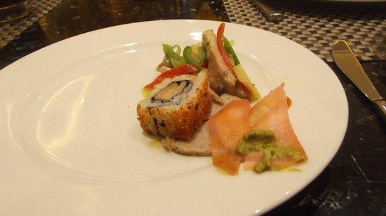 The Suryaa New Delhi : Sushi