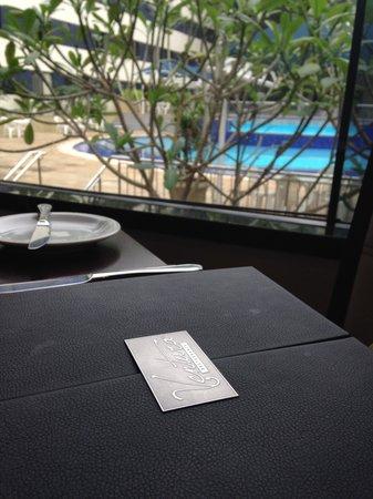 Viale Cataratas Hotel: restaurante