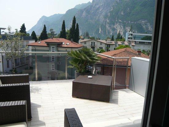 Hotel Kristal Palace - Tonelli Hotels: Terasse Suite 4. OG Bild 1