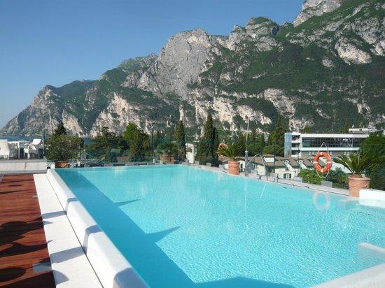 Hotel Kristal Palace - Tonelli Hotels: Dachterasse Bild 2