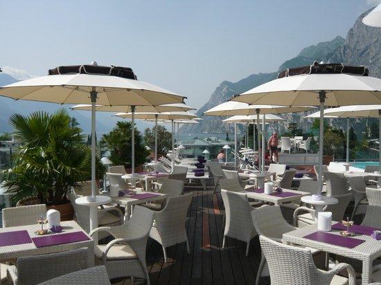 Hotel Kristal Palace - Tonelli Hotels: Dachterasse Bild 1