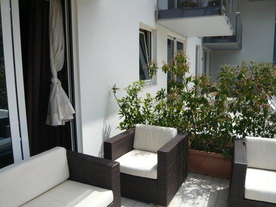 Hotel Kristal Palace - Tonelli Hotels: Terasse Suite 4. OG Bild 2