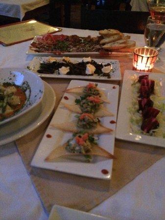 Casa Picasso: Tapas feast!
