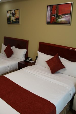 Asiatic Hotel - Flushing: Номер