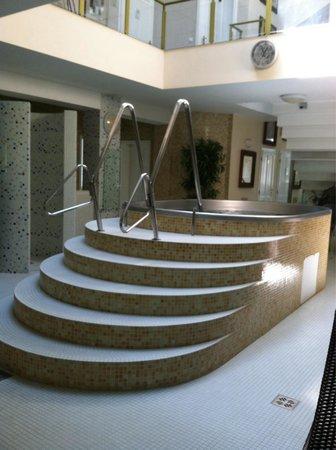 KARLSBAD GRANDE MADONNA Spa & Wellness hotel: Spa