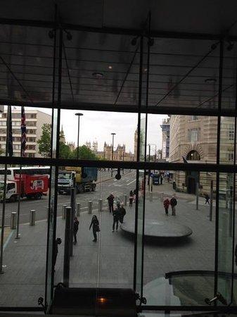 Park Plaza Westminster Bridge London : lobby