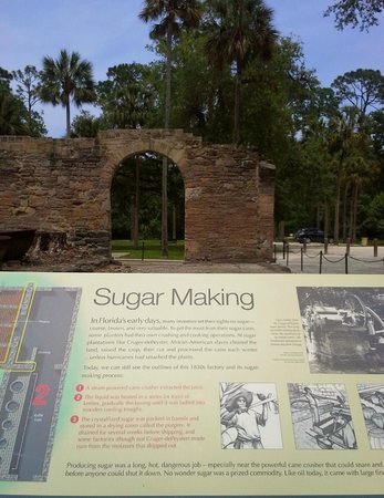 Sugar Mill Ruins : Worth a short visit.